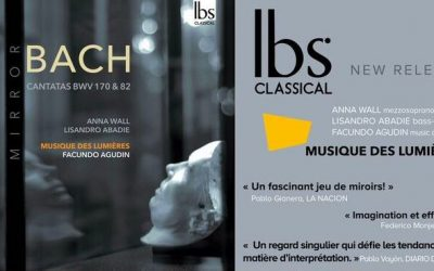 BACH MIRROR – IBS Classical & NAXOS USA
